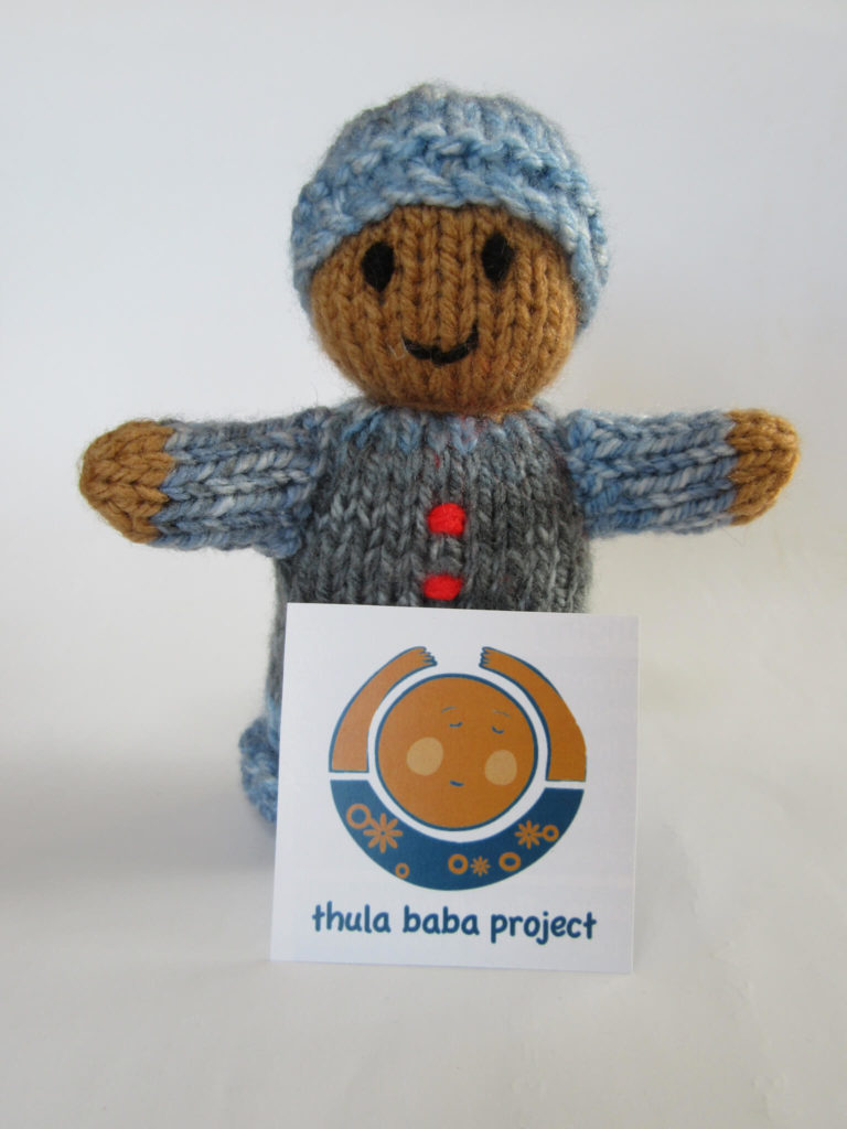 Thula Baba soft toys stimulate baby development.